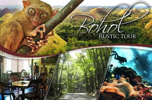 Explores Bohol - Free And Easy Packages