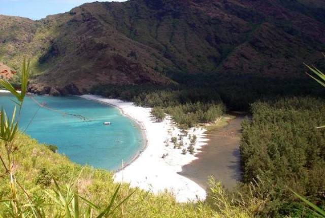 Anawangin Cove Capones Island Zambales Packages